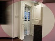 Redirecting qi of Balcony Door